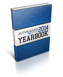2014 Autograph University Yearbook