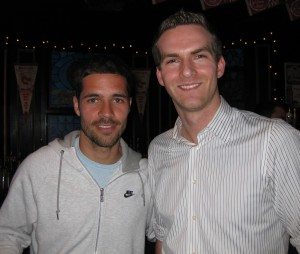 Benny Feilhaber and Matt Raymond