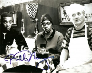 Bill Murray autographed 8x10