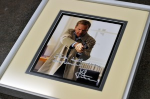 Kiefer Sutherland autographed photo