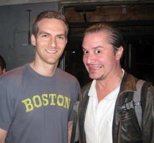 Matt Raymond and Mike Patton