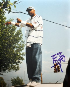 Method Man autographed 8x10